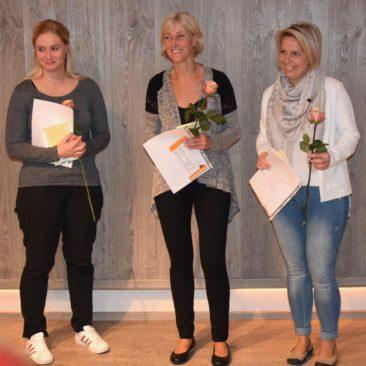 Denise Spindler, Sabine Paufler, Sandra Lasch