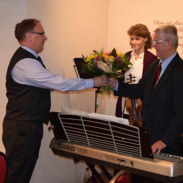 Uwe Werner, Annett Nabe und Klaus Küttner